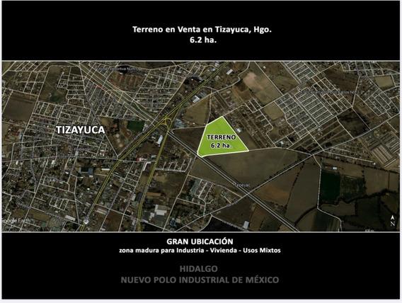 Terrenos Nuevo Aeropuerto De Santa Lucia Felipe Angeles Tiza
