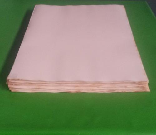 Lamina De Papel Vegetal 45x62,5 Cm 8 Pliegos *92 766