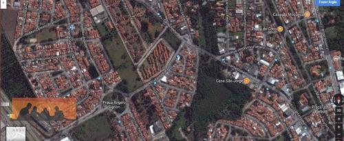 Imagem 1 de 1 de Terreno À Venda, 291 M² Por R$ 285.000,00 - Residencial Burato - Campinas/sp - Te0167