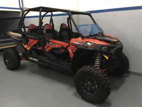 Polaris Rzr 1000 4 Turbo 168hp Suspensión Fox 0km 2017