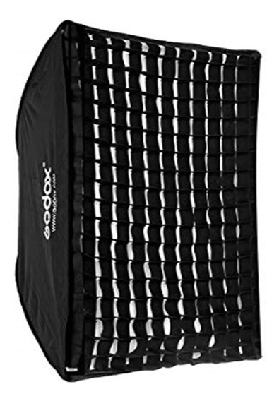 Softbox Godox Com Grid 60x90 Tipo Sombrinha Guarda Chuva