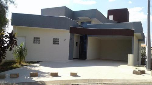 Casa Residencial À Venda, Cond. Águas Da Serra, Valinhos. - Ca1941
