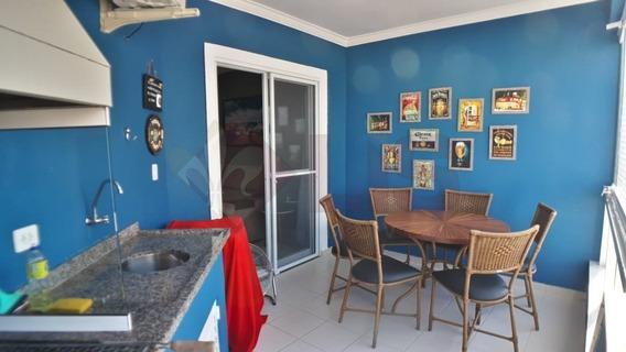 Apartamento Com Vista Para O Mar Em Caragua Na Praia Do Aruan - Ap00815 - 67872849