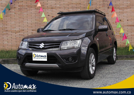 Suzuki Grand Vitara Sz 4x2, At 2.4