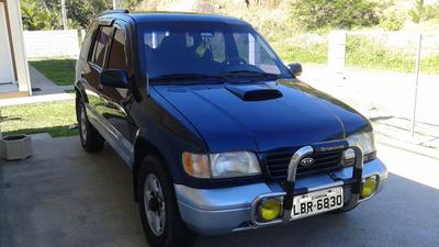 Sportage 2.0 Gasolina 4x4