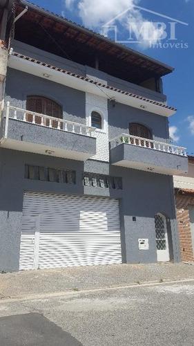 Sobrado Residencial À Venda, Vila Carrão, São Paulo. - So0168