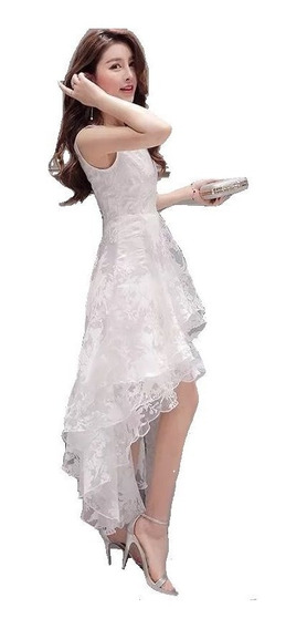 Boda Civil Hermoso Vestidos Para Mujer. V.lea La Descripcion