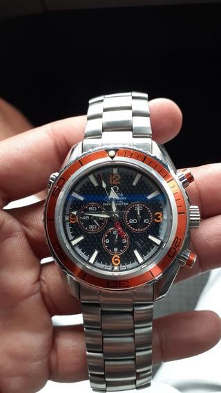 Relógio Ômega 007 E Um Invicta Todos Dois Originais