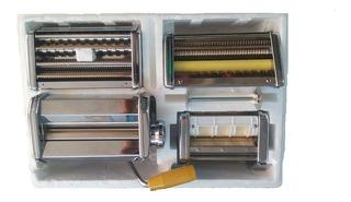 Kits Maquina Para Hacer Pasta. Italiana Atlas Marcato 150mm