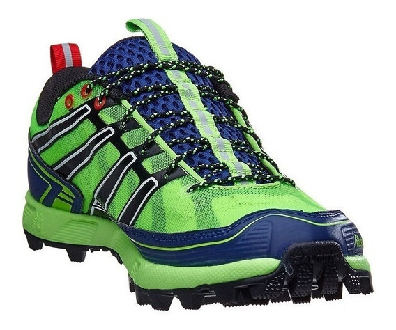 Zapatillas Salming Elements Hombre Trail Running Correr