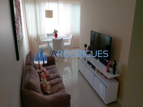 Imagem 1 de 4 de Excelente Apartamento À Venda, Nascente, 2/4 Com 60 M², Andar Baixo, Localização Previlegiada!! - Ap00662