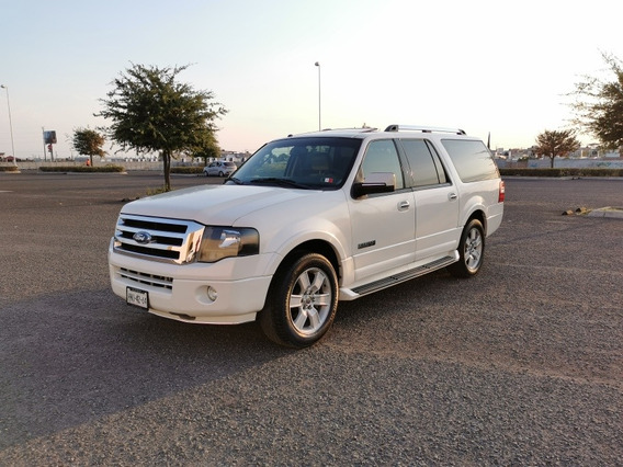 Ford Expedition 2007 5.4 Limited Piel V8 4x2 At