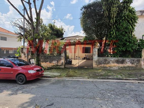 Casa Terrea Em Lauzane Paulista - São Paulo, Sp - 338139