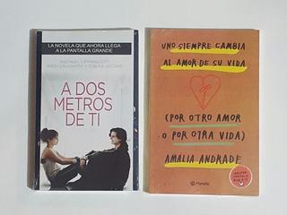 Uno Siempre Cambia Al Amor De Su Vida + A Dos Metros De Tí