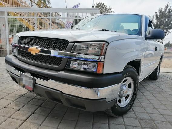 Chevrolet Silverado 2007 4.3 1500 Cab Reg Paq A Mt