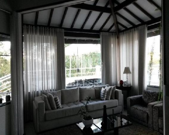 Excelente Casa Em Condomínio Fechado De Alto Padrão Em Capital Ville, Oportunidade! - Cc00024 - 3277434