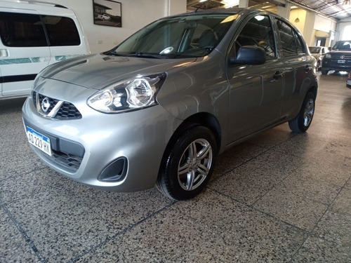 Nissan March 1.6 Active 2018 Impecable 36.900kms!!!!