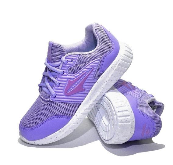 Zapatillas Topper Modelo De Niñas Running Routine - (58041)