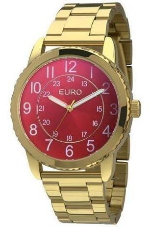 Relógio Euro Feminino Eu2035ycm/4q