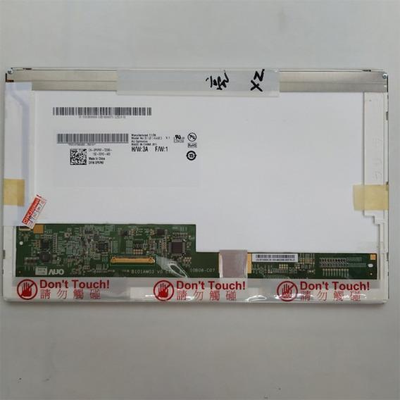 B101aw03 Tela Display Led 10.1 Wxga Hp Mini 110-3130br 6077.