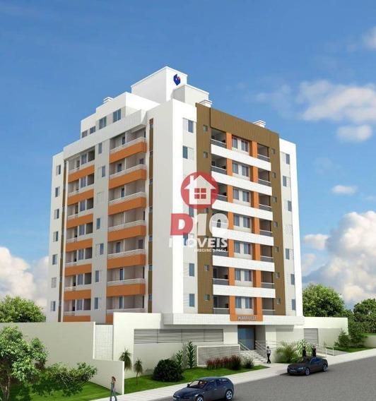 Apartamento Com 2 Dormitórios À Venda Por R$ 244.813,00 - Vera Cruz - Criciúma/sc - Ap2566