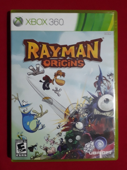 Rayman Origins Xbox 360- Mídia Física