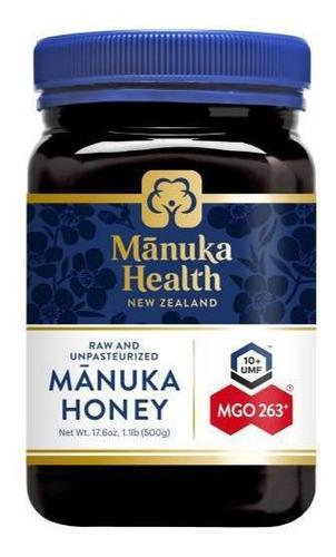 Mel Manuka Health Mgo 263+ Nova Zelandia 500g