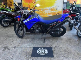 Yamaha Xt 660r 2014 Azul - King Motos