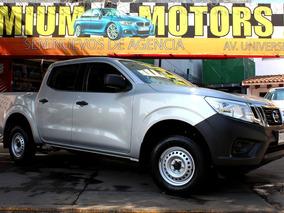 Nissan //np300 Pickup Se//2017 Como Nueva!! A/a Unico Dueño