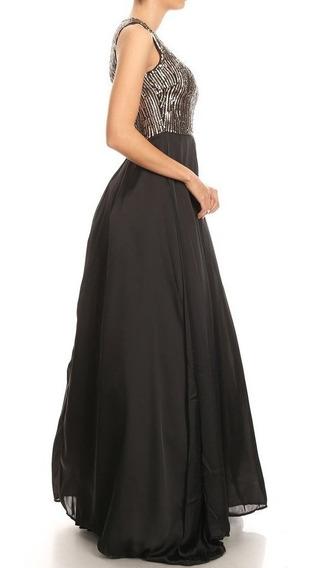 Vestido De Noche Lentejuela