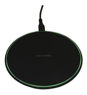 Carregador Sem Fio Wireless Charger Fast Charge
