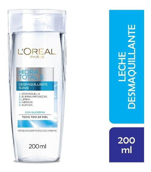 Desmaquillante Hidratante 200 Ml Hidra Total 5 L