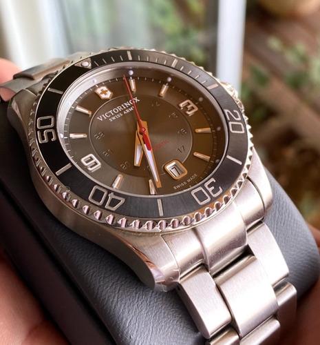 Relógio Victorinox Maverick Automático Ref 241705
