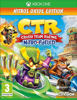 Crash Team Racing: Nitro Oxide Edition | Xbox One Renta