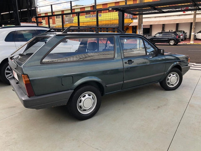 Volkswagen Parati 1.8 Cl 8v Gasolina 2p Manual