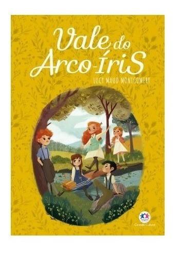 Livro Anne De Green Gables - Vale Do Arco Iris Vol 7