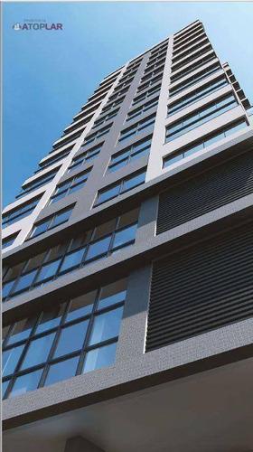 Apartamento À Venda, 126 M² Por R$ 1.100.000,00 - Centro - Balneário Camboriú/sc - Ap1797