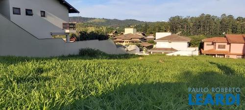 Terreno Em Condomínio - Condomínio Villagio Capriccio - Sp - 627269