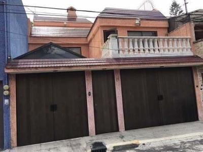 Casa En Venta, Prado Churubusco, Coyoacan.