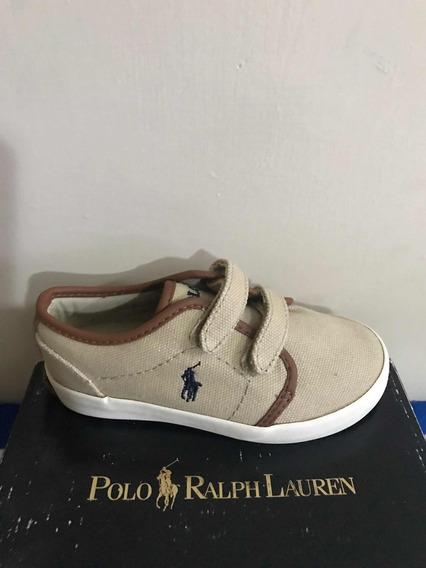 Tennis Niño Polo Ralph Lauren Nuevos, Originales