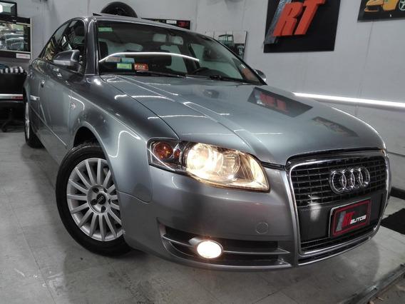 Audi A4 2008 1.8 Turbo+manual+cuero+techo+tope De Gama!!!