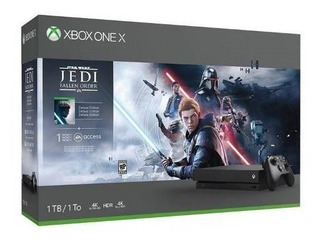 Xbox One X Bundle Star Wars Jedi: Fallen Order Deluxe