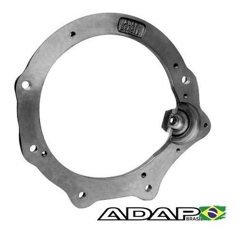 Imagem 1 de 5 de Flange Motor Ap Ferro Fundido X Câmbio Do Fusca Adap Brasil