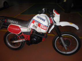 Yamaha Tenere 600 1988 Branca