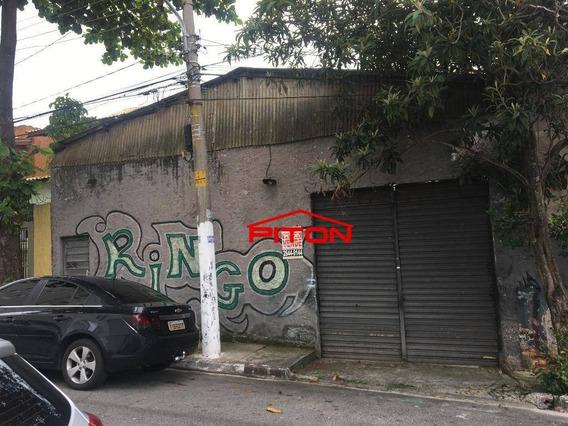 Galpão À Venda, 150 M² Por R$ 650.000,00 - Cangaíba - São Paulo/sp - Ga0068