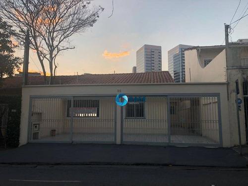Sobrado Com Renda. Excelente Oportunidade À Venda, 200 M² Por R$ 2.500.000 - Cidade Monções - São Paulo/sp - So0624