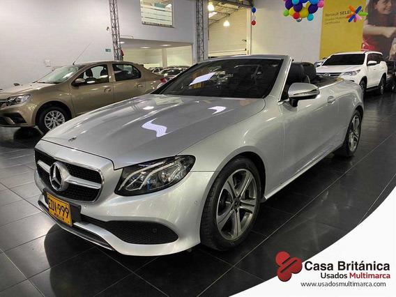 Mercedes Benz E200 Cgi Cabrio Convertible 4x2 Gasolina