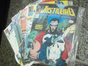 Justiceiro 1 A 5 (editora Abril - 1991)