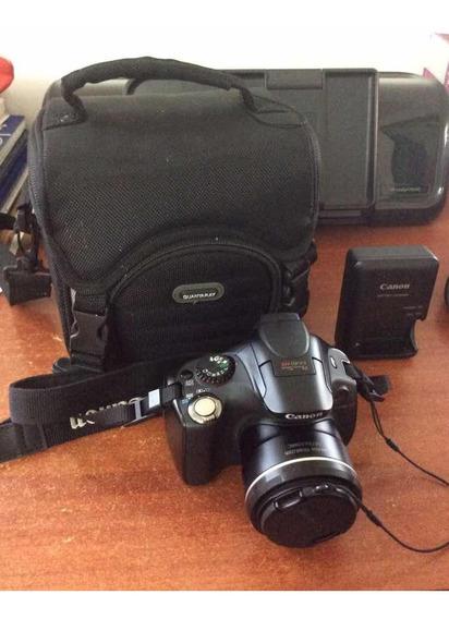 Cámara Canon Modelo Sx40 Hs