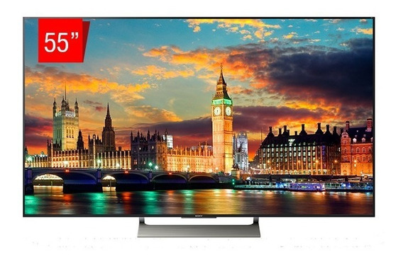 Tv Led Sony 55 Xbr-55x905e Smart, Uhd 4k, R$5500 À Vista